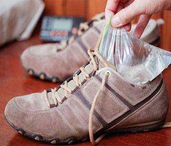 Как растянуть кроссовки на размер больше в домашних условиях
