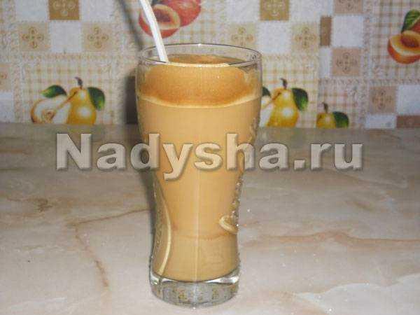 Кофейный напиток как в детском саду рецепт