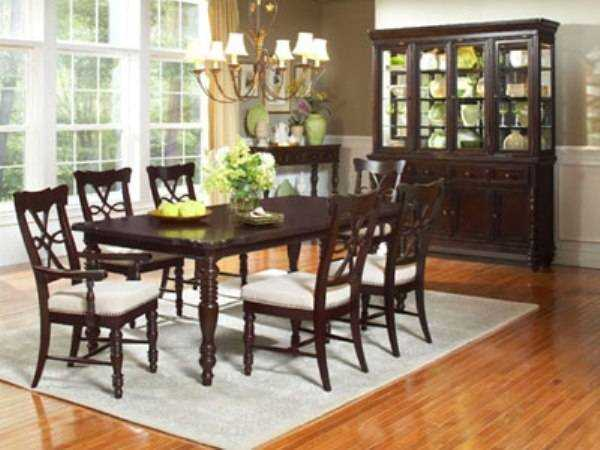 Famous Brands Rectangle Dining Table Rectangle Dining